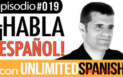 #019: El nuevo curso de Unlimited Spanish: El Curso Mágico